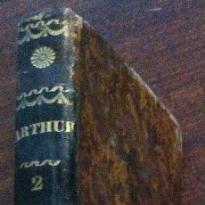 Libros antiguos: LA NOBLES DE PROVINCE - ARTHUR D'AIZAC - CONDE VIEL CASTEL - BRUSELAS, 1839 - 2 TOMOS LIBRO ANTIGUO. Lote 119737879
