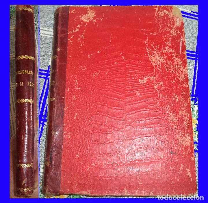 DICCIONARIO ILUSTRADO DESCRIPTIVO ... ARTES APAREJOS ... PESCA ... BENIGNO RODRÍGUEZ ORIGINAL 1911 (Libros Antiguos, Raros y Curiosos - Ciencias, Manuales y Oficios - Otros)