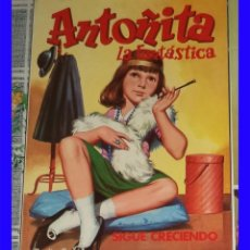 Libros antiguos: ANTOÑITA LA FANTASTICA N.º 2 SIGUE CRECIENDO BORITA CASAS ED. ANDINA 1981 . Lote 119860979
