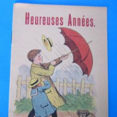 Libros antiguos - CUENTO INFANTIL. HEURESES ANNÉES. S/F. - 119959043
