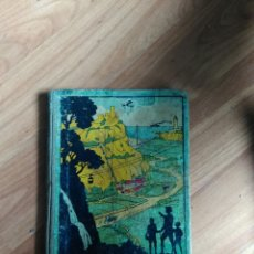 Libros antiguos: LIBRO MANUSCRITO 1924.LLIÇONS DE COSES.ESPAÑOL.. Lote 119962816