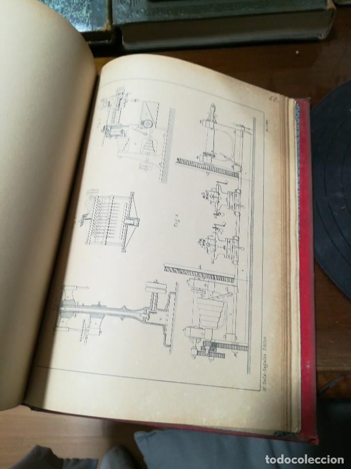 Libros antiguos: El cerrajero moderno - Foto 6 - 120026319