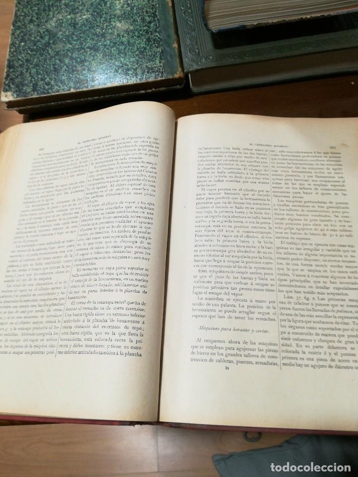 Libros antiguos: El cerrajero moderno - Foto 7 - 120026319