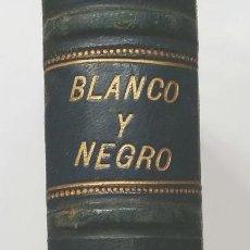Alte Bücher - BLANCO Y NEGRO - REVISTA ILUSTRADA 1891 - 120027423