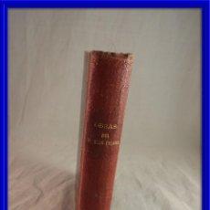 Libros antiguos: COSTUMBRES POPULARES POR LUIS COLOMA S.J.. Lote 120131527