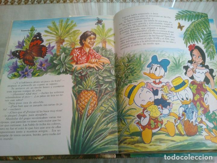Libros antiguos: LOTE DE 8 LIBROS DE LOS JOVENES CASTORES DE WALT DISNEY - Foto 8 - 120135691