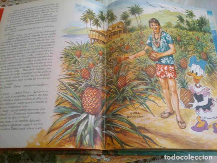 Libros antiguos: LOTE DE 8 LIBROS DE LOS JOVENES CASTORES DE WALT DISNEY - Foto 9 - 120135691