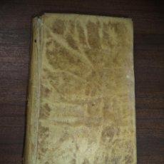 Libros antiguos: AUTORES SELECTOS DE LA MAS PURA LATINIDAD. NOTICIAS DE GEOGRAFIA, CONSTUMBRES HISTORIAS ROMANA 1824 . Lote 120172547
