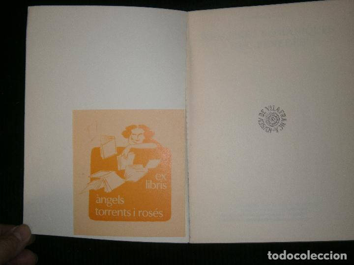 Libros antiguos: F1 ESGLESIAS ROMANIQUES DEL PENEDES ESTEVE CRUAÑES I OLIVER 1980 ILUSTRADO EN CATALAN - Foto 3 - 120188523