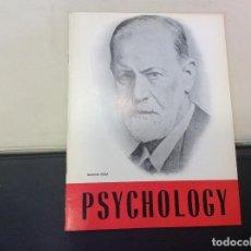 Libros antiguos: PHYSCOLOGY. Lote 120242291