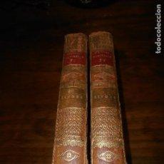 Alte Bücher - HISTOIRE NATURELLE GENERALE ET PARTICULIERE DES SINGES. BUFFON. - 120244051