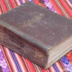 Libros antiguos: JOSE MARIA DE PEREDA - OBRAS COMPLETAS - EDITOR M. AGUILAR - 1934.. Lote 120315379