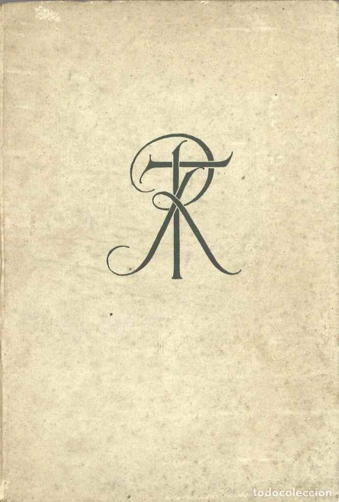 Libros antiguos: Der zunehmende mond. Rabindranath Tagore. 1917. En alemán - Foto 2 - 120330227