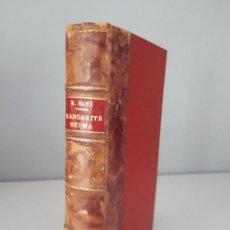 Libros antiguos: MARGARITA REYNA- R.SANZ- 1926. Lote 120364739