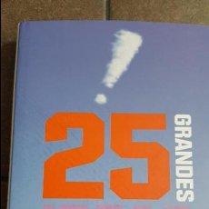 Libros antiguos: 25 GRANDES IDEAS. LA CIENCIA QUE ESTA CAMBIANDO NUESTRO MUNDO. ROBERT MATHEWS. ESPASA 2007. . Lote 120435503