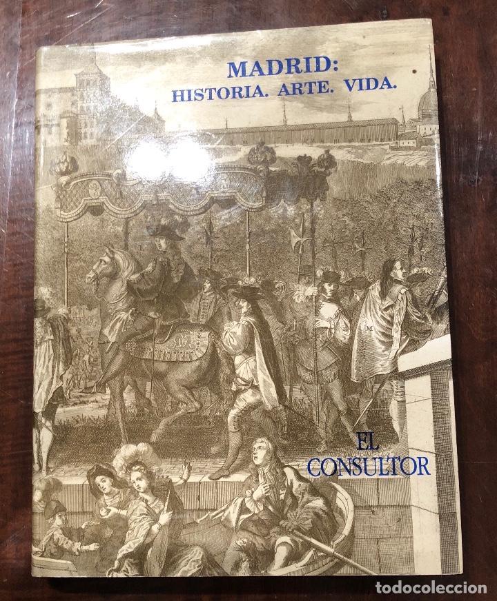 Libros antiguos: Madrid. Historia. Arte. Vida (32€) - Foto 2 - 120459303