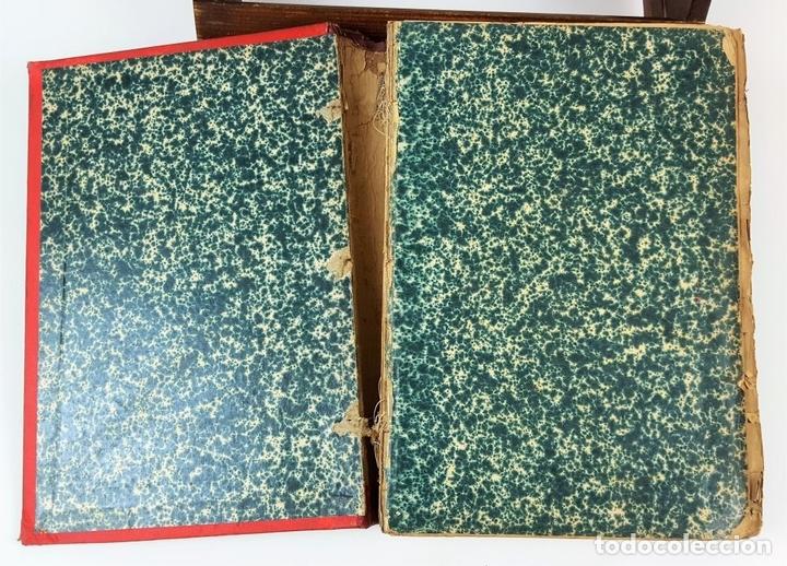 Libros antiguos: OBRAS COMPLETAS DE VICTOR HUGO. TOMO I. JACINTO LABAILA. 1886. - Foto 2 - 120528183