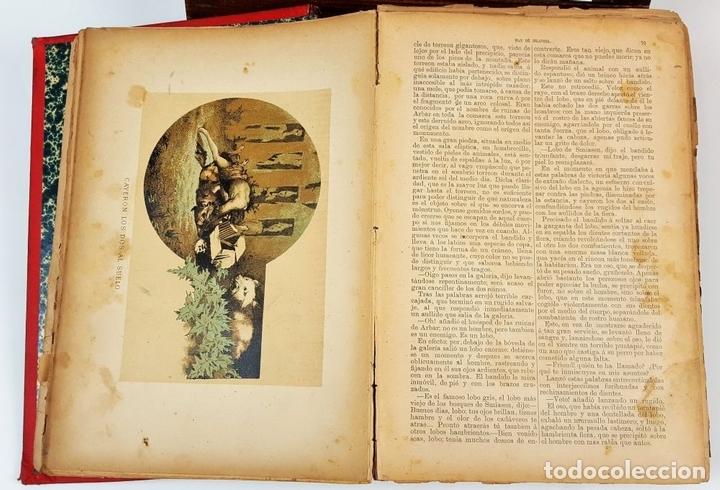 Libros antiguos: OBRAS COMPLETAS DE VICTOR HUGO. TOMO I. JACINTO LABAILA. 1886. - Foto 5 - 120528183