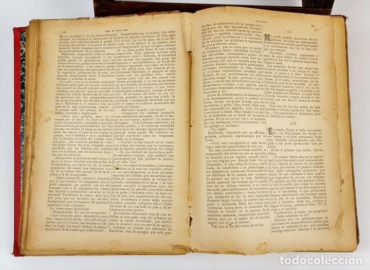 Libros antiguos: OBRAS COMPLETAS DE VICTOR HUGO. TOMO I. JACINTO LABAILA. 1886. - Foto 6 - 120528183