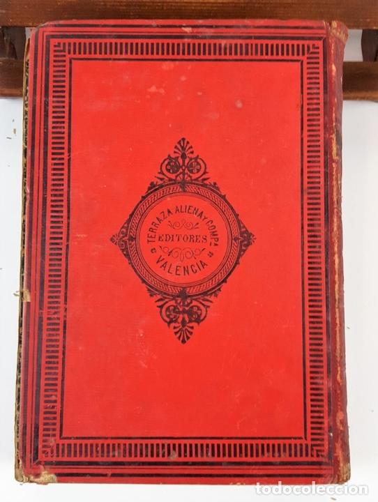 Libros antiguos: OBRAS COMPLETAS DE VICTOR HUGO. TOMO I. JACINTO LABAILA. 1886. - Foto 11 - 120528183