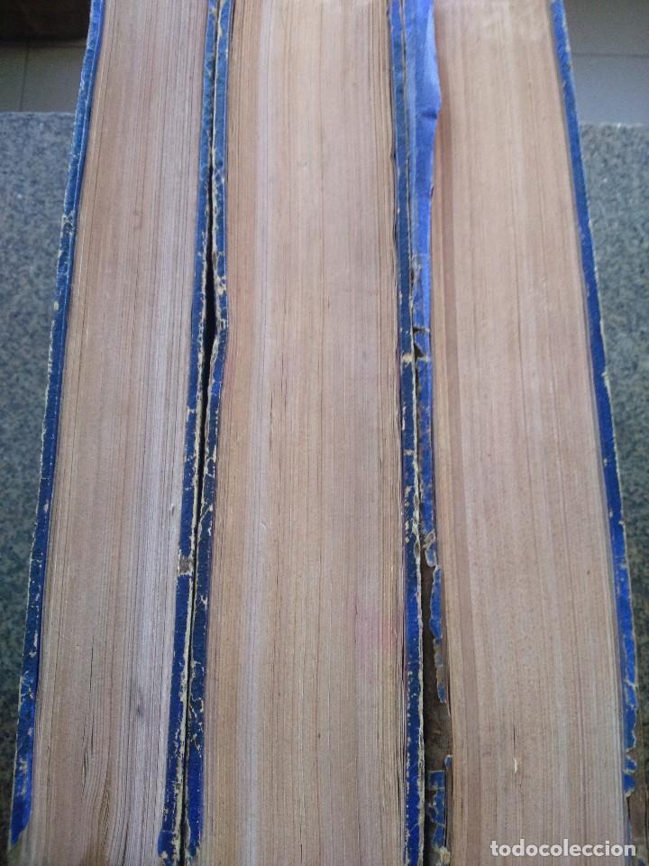 Libros antiguos: HISTORIA UNIVERSAL -- CESAR CANTU -- TRES PRIMEROS TOMOS -- GASPAR Y ROIG EDITORES - 1854 -- - Foto 5 - 120721783