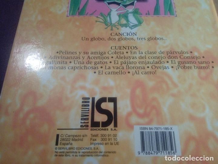 Libros antiguos: Un cuento, dos cuentos, tres cuentos Gloria Fuertes - Foto 4 - 120758423
