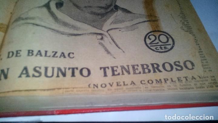 Libros antiguos: revista literaria novelas y cuentos-Año 1, número 1 de 1929 y varios números mas-ver fotos - Foto 8 - 120868615