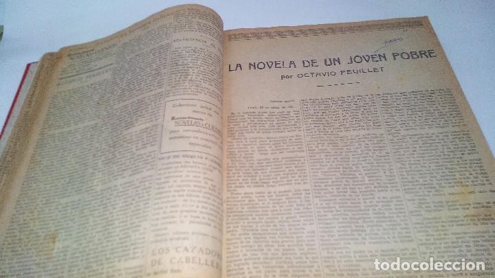 Libros antiguos: revista literaria novelas y cuentos-Año 1, número 1 de 1929 y varios números mas-ver fotos - Foto 11 - 120868615
