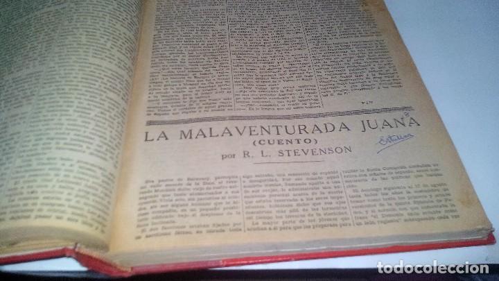 Libros antiguos: revista literaria novelas y cuentos-Año 1, número 1 de 1929 y varios números mas-ver fotos - Foto 16 - 120868615