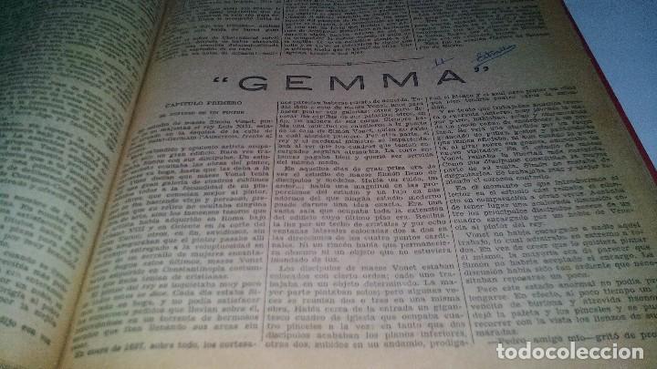 Libros antiguos: revista literaria novelas y cuentos-Año 1, número 1 de 1929 y varios números mas-ver fotos - Foto 21 - 120868615