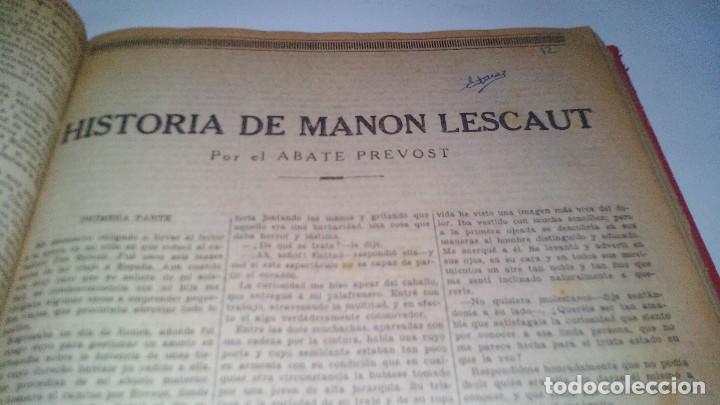 Libros antiguos: revista literaria novelas y cuentos-Año 1, número 1 de 1929 y varios números mas-ver fotos - Foto 22 - 120868615