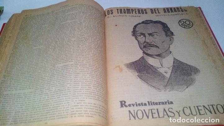 Libros antiguos: revista literaria novelas y cuentos-Año 1, número 1 de 1929 y varios números mas-ver fotos - Foto 32 - 120868615