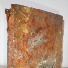 Libros antiguos: TRATADO DE LA JUSTIFICACION DE LA TASSA DEL PAN - TOLEDO AÑO 1633 - MELCHOR DE SORIA - PERGAMINO.. Lote 120881683