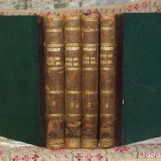 Old books: MÉJICO DESDE 1808 HASTA 1867 · ARRANGÓIZ · MÉXICO · 1871. Lote 120883935