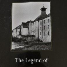 Libros antiguos: THE LEGEND OF LAPHROAIG - LIBRO RARO. Lote 120904699