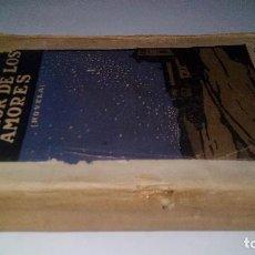 Libros antiguos: AMOR DE LOS AMORES-RICARDO LEON-EDITORIAL RENACIMIENTO-1912. Lote 120987311