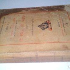 Libros antiguos: EL FINAL DE NORMA-PEDRO ANTONIO DE ALARCON - SUCESORES DE RIVADENEYRA 1928. Lote 120989591