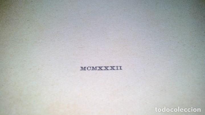 Libros antiguos: LOS TRABAJADORES DEL MAR-VICTOR HUGO-TOMO II-ESPASA CALPE-1932 - Foto 7 - 120994759