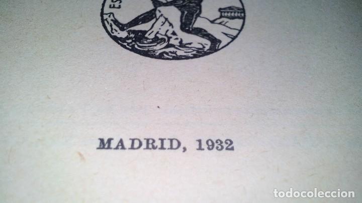 Libros antiguos: LOS TRABAJADORES DEL MAR-VICTOR HUGO-TOMO II-ESPASA CALPE-1932 - Foto 9 - 120994759