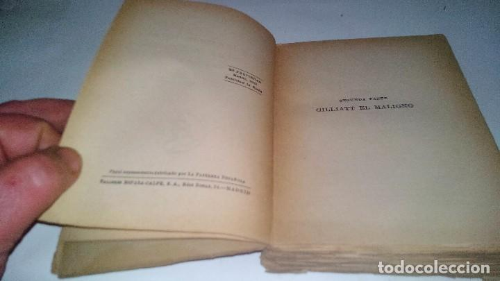 Libros antiguos: LOS TRABAJADORES DEL MAR-VICTOR HUGO-TOMO II-ESPASA CALPE-1932 - Foto 11 - 120994759