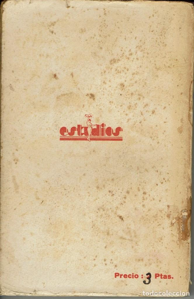 Libros antiguos: LOS CARDOS DEL BARAGÁN, POR PANAIT ISTRATI. AÑOS ¿30? (3.4) - Foto 2 - 121029419