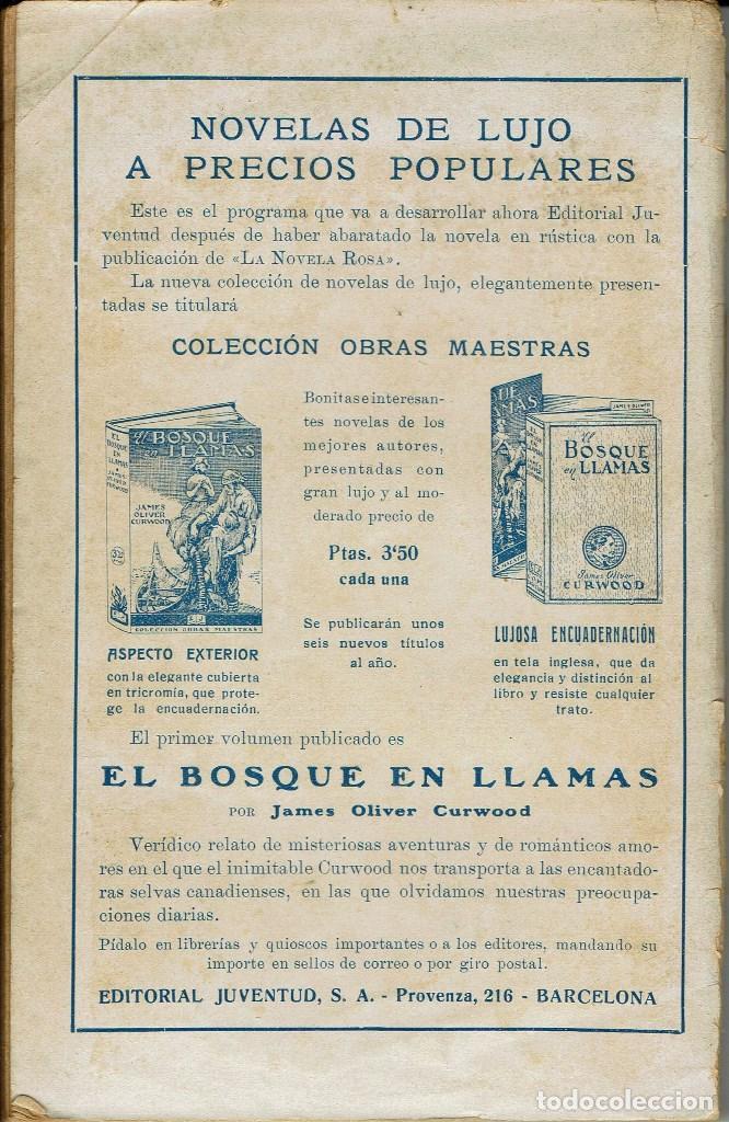 Libros antiguos: LOS COMPAÑEROS DEL LOTO BLANCO, POR PAUL DIVOI. AÑO ¿1925? (1.4) - Foto 2 - 121029583