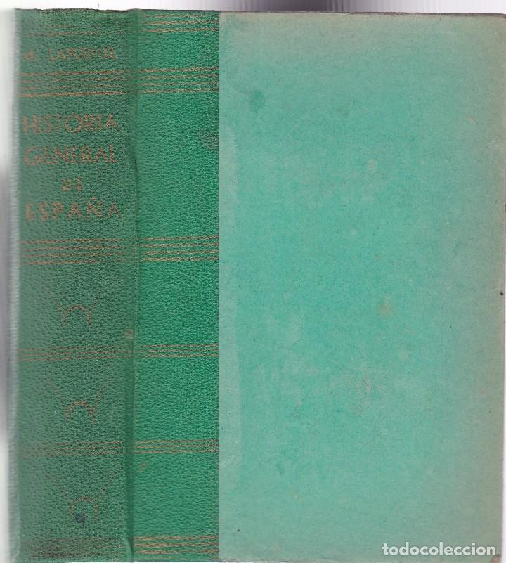 HISTORIA GENERAL DE ESPAÑA - MODESTO LAFUENTE - TOMO IX / MADRID 1852 (Libros Antiguos, Raros y Curiosos - Historia - Otros)