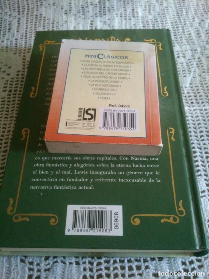 Libros antiguos: LOTE DE 9 MINI LIBROS DE LA COLECCION MINI CLASICOS - Foto 7 - 121060527