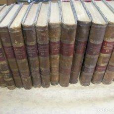 Libros antiguos: ENCICLOPEDIA VETERINARIA CADEAC Y OTROS COMPLETA 26 TOMOS PRINCIPIOS S. XX. Lote 121073167