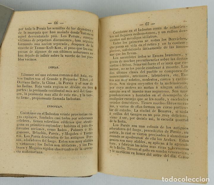 Libros antiguos: Historia universal de Anquetil compendiada y continuada hasta el tiempo presente. Tomo III.1844 - Foto 5 - 121169659