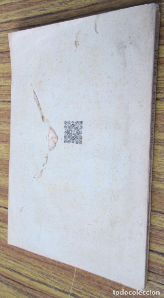 Libros antiguos: Documentos parlamentarios - Discursos pronunciados Por D. Francisco Silvela y D. Antonio Maura 1903 - Foto 2 - 121284263