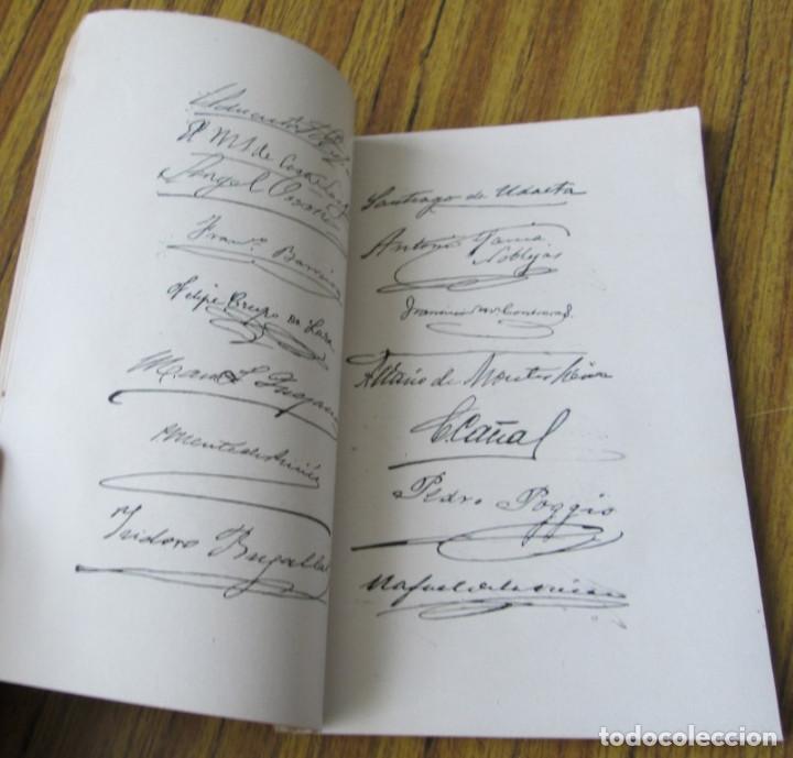 Libros antiguos: Documentos parlamentarios - Discursos pronunciados Por D. Francisco Silvela y D. Antonio Maura 1903 - Foto 5 - 121284263