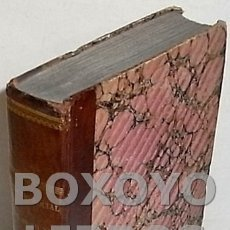 Libros antiguos: FRAY GERUNDIO [MODESTO LAFUENTE]. TEATRO SOCIAL DEL SIGLO XIX. TOMOS I Y II. Lote 120165183