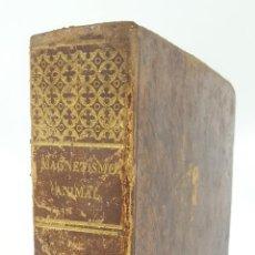 Livres anciens: TRATADO TEÓRICO PRACTICO DEL MAGNETISMO ANIMAL. J.J.A. RICARD. BARCELONA. 1844.. Lote 155646757